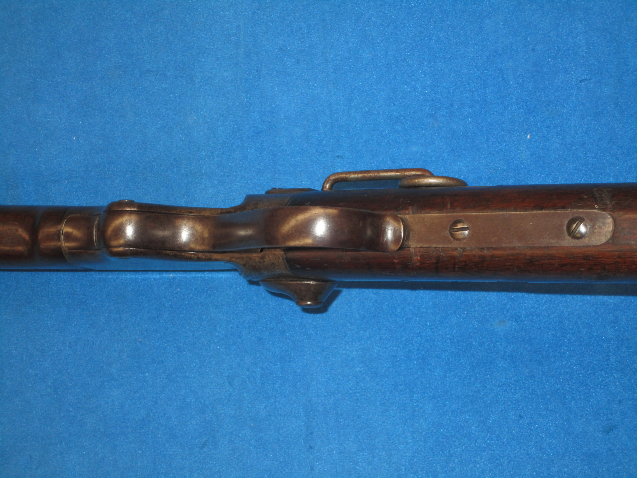 A U S  CIVIL WAR ISSUED MODEL 1860 SPENCER CARBINE IN FINE